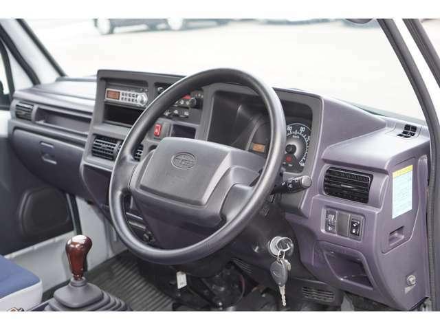 内装パネルも綺麗です。大切にご使用されていたのが伝わってくる車両です♪