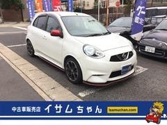 日産 マーチ の中古車 1.5 NISMO S 愛知県名古屋市緑区 72.4万円