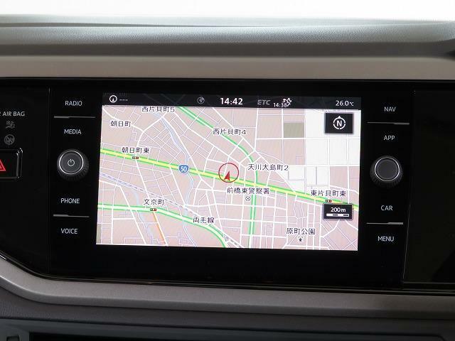 """Volkswagen純正インフォテイメントシステム""""Discover Pro"""":従来のナビゲーションシステムの域を超える、車両を総合的に管理するインフォテイメントシステムです"""
