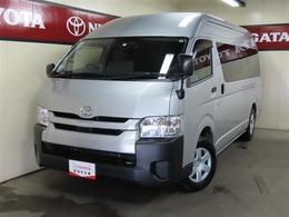 トヨタ ハイエースコミューター 2.7 GL 4WD ワンオーナー 地デジTV ナビ Bカメラ