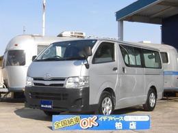 トヨタ ハイエースバン 2.0 DX ロング 移動販売車