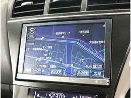 カーナビが搭載されていますので、お出かけやドライブも快適ですよ!