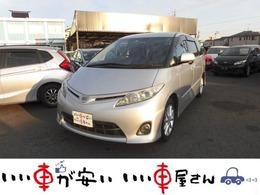 トヨタ エスティマ 2.4 アエラス 禁煙 HDD Fセグ Bカメ 片電スラ