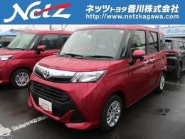 トヨタ タンク 1.0 G S メモリーナビ&フルセグTV