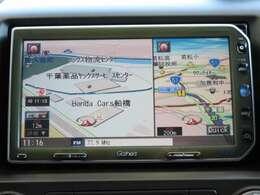ホンダ純正HDDナビ♪搭載車!!これで遠方へのお出掛けも安心です♪カーライフをさらに快適に◎ フルセグTVの視聴も可能です♪♪♪