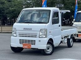 スズキ キャリイ 660 KC 農繁仕様 3方開 4WD エアコン 5速MT 4WD