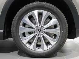 【Mercedes-Benz純正アルミホイール】19インチ10スポークアルミホイールを装着!