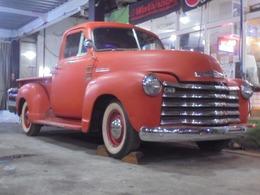 シボレー 3100 ベースグレード 1950年 5window 直6 235ci