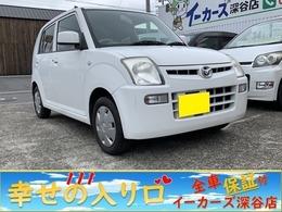 マツダ キャロル 660 GII タイミングチェ-ン式エンジン 車検3年3月