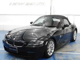 BMW Z4 ロードスター2.5i 後期モデル/赤革/電動オープン