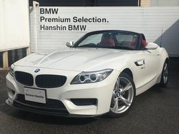 BMW Z4 sドライブ 20i Mスポーツ 認定保証後期型1オナ赤革3D4本出マフラー