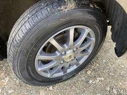 13AW!!タイヤ溝もしっかり残っています!!