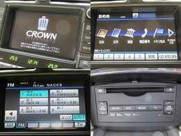 お出掛けに嬉しい、純正HDDナビ(フルセグ地デジTV)付きです♪DVDビデオ再生機能・音楽録音機能・USB/Bluetooth接続も可能です♪