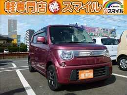 スズキ MRワゴン 10th Anniversary Limited ナビ ETC スマートキー ウインカーミラー