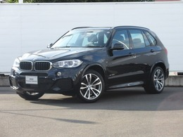 BMW X5 xドライブ 35d Mスポーツ 4WD 正規認定中古車 ワンオーナー ACC