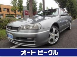 日産 スカイライン 2.0 GT R34最終型