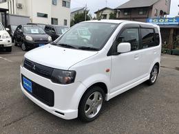 三菱 eKスポーツ 660 R 4WD ターボ CDオーディオ キーレス アルミ