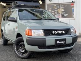 トヨタ プロボックスバン 1.5 DXコンフォートパッケージ リフトアップ 新品シートカバー カスタム