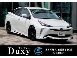 トヨタ プリウス 1.8 S ツーリングセレクション 新車デリスタ シートヒーター 月々2万OK