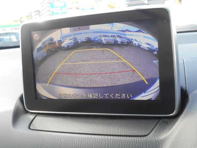 バックカメラで後方視認性向上中!地図データーSDカード既設済みです。