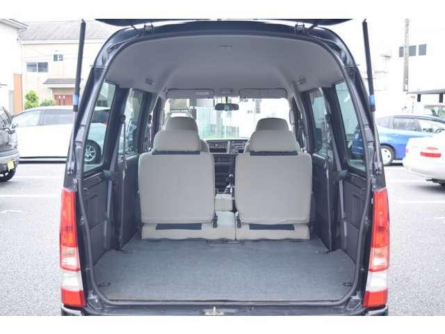 ◆荷室も十分な広さを確保・5ナンバー/ステーションワゴンタイプ◆