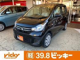 三菱 eKワゴン 660 E 49.8 車検2年 シートヒーター CD キーレス