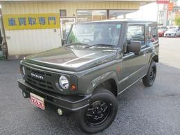 スズキ ジムニー 660 XG 4WD ダムド ROOT 5速マニュアル