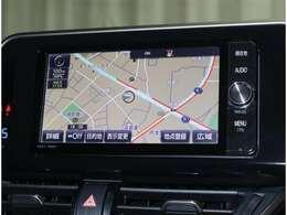 トヨタ純正デッキを搭載、最新地図データー更新のご希望が御座いましたら、ご相談下さい。