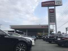 2020年5月にクラウン レクサスの中古車専門店としてリニューアルオープン致しました。ぜひお立ち寄りください。