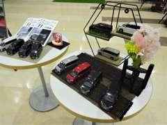 店舗ショールーム入口のWelcomeFlowerです。季節ごとにお花を変えてお客様のお越しをお待ちしております。