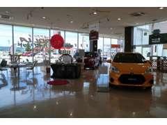 ☆新車、U-car、サービス、すべてが集まった店舗です。みなさんお気軽にご来店お待ちしております。☆