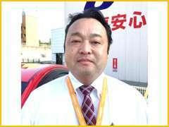 【ご来店、お待ちしております!】中古車スタッフの前田と申します!何でもご相談ください!