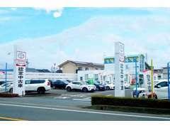 中島交差点から南へ1km!トヨタ認定中古車倉敷店へようこそ♪