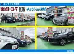 中古車選びの「不安」を「安心」に変えたい。トヨタ認定中古車は安心が見えるトヨタのU-Carです。豊富なラインナップをご用意!