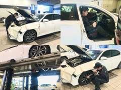 レクサス宮崎の中古車は清潔で綺麗なお車をお届け出来るよう、1台1台、専用ブースにて仕上げております。
