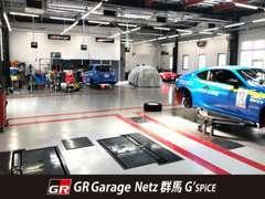 整備工場は、高度な技術と専門設備を備えております!レースカーなども扱っており、腕には自信があります。ぜひお任せください☆
