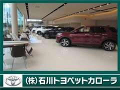 ☆人気のハイブリッド車から軽自動車・ミニバン・コンパクトまで品質に拘った多くの車輌を展示しております。