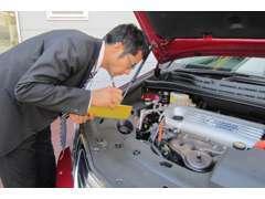 車を買換えたい…高く買取りしてほしい…などにも対応!専門の資格を持った査定士が高価買取いたしますのでぜひ当店へ。