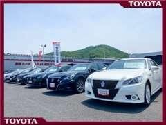 購入後も安心の「ロングラン保証」付きのお車を展示しております。どのお車も、1年の無料保証付きです!!