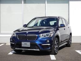 BMW X1 xドライブ 18d xライン 4WD ハイラインP コンフォートP 弊社試乗車