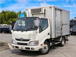 トヨタ ダイナ 低温冷凍車 2t キーストン床 -30℃ 全低床 左サイドドア