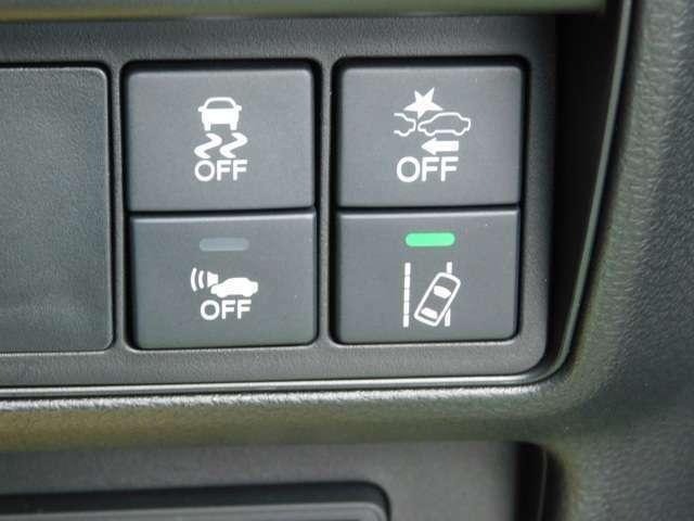 装備充実・運転もラクラクです