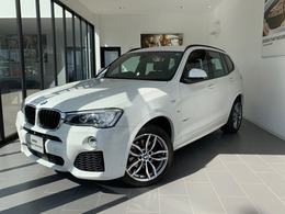 BMW X3 xドライブ20d Mスポーツ ディーゼルターボ 4WD 純正HDDナビHUDシートヒーターETC