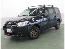トヨタ プロボックスバン 1.5 DX コンフォート 4WD バックモニター・車検整備付