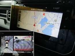 SDナビ/フルセグTV、全方位カメラも付いてます♪ CD、DVD再生、BluetoothオーディオOK♪  ☆☆ お問い合わせはフリーダイアル 0120-69-0007 まで!!