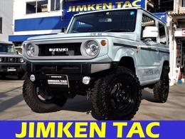 スズキ ジムニー 660 XC 4WD JIMKENTACコンプリート・TACデモカー