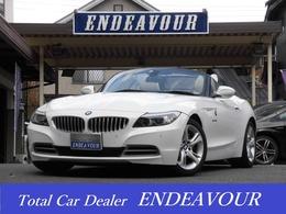 BMW Z4 sドライブ 35i 白革・キセノン・クルコン・パドルシフト