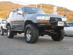 トヨタ ランドクルーザー80 の中古車 4.2 GX ディーゼル 4WD 岡山県倉敷市 259.0万円