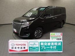 トヨタ エスクァイア 1.8 ハイブリッド Gi プレミアムパッケージ メモリ-ナビ LED フルセグ