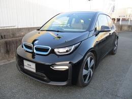 BMW i3 ロッジ レンジエクステンダー装備車 ワイヤレスチャージ バックカメラ・PDC